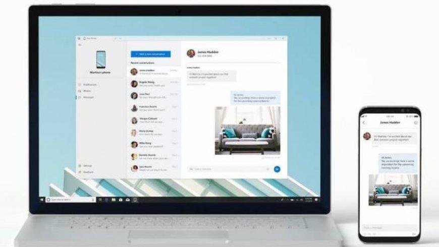 Microsoft libera app que integra seu PC a um celular Android; veja como baixar