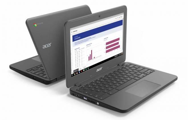 Acer vai lançar notebook para crianças com Chrome OS no Brasil