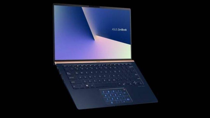 Asus lança nova linha de Zenbooks quase sem bordas em torno da tela