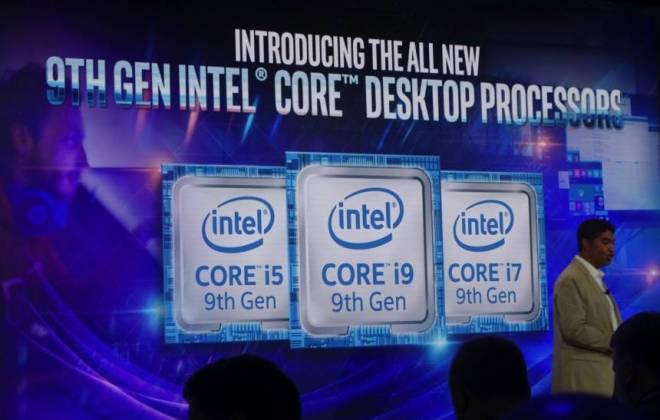 BGS 2018: novos processadores da Intel chegam nas próximas semanas ao Brasil