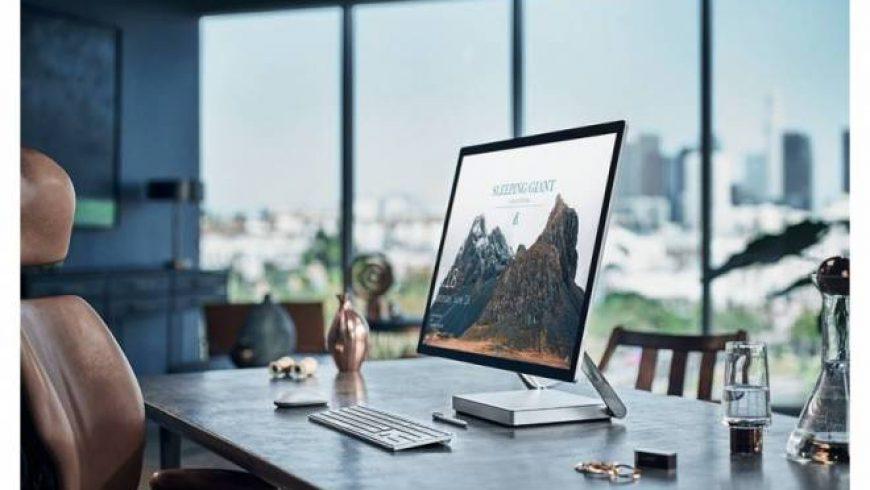 A Microsoft pode lançar um Surface modular para monitor em 2020