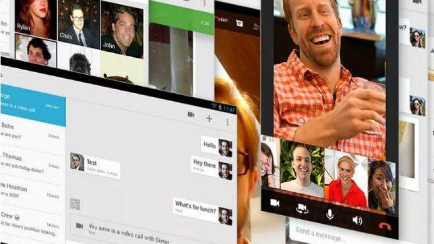 2019 será o último ano para usar o Google Hangouts