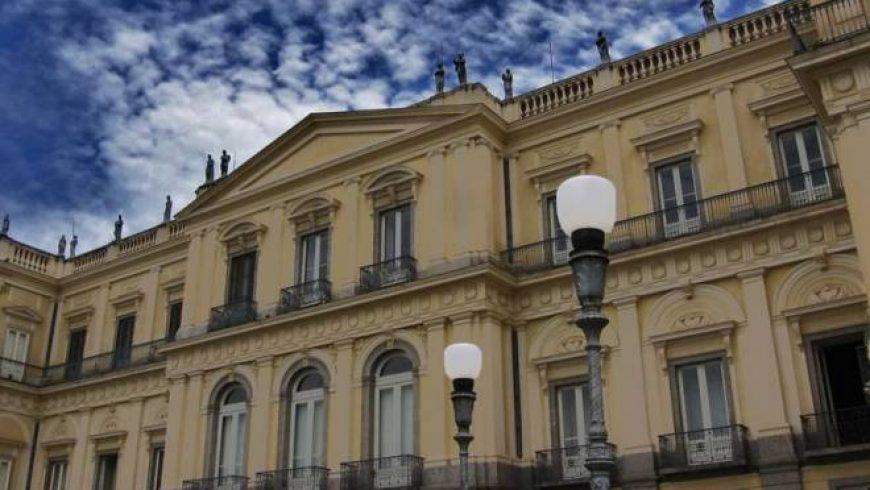 Google recria Museu Nacional em versão digital três meses após incêndio