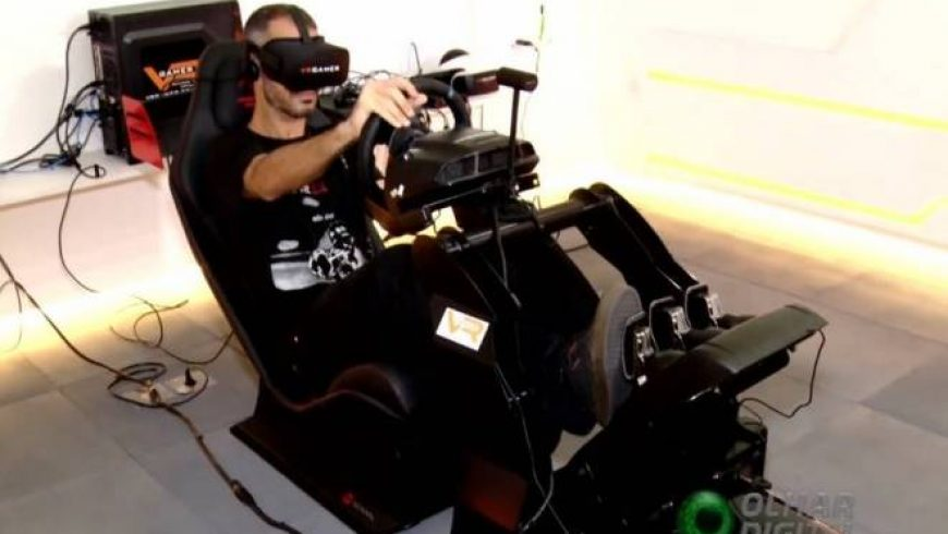 Designers da Ford experimentam construção de carros em realidade virtual