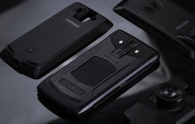 Empresa chinesa revela celular 'inquebrável' e com bateria de até 10.000 mAh
