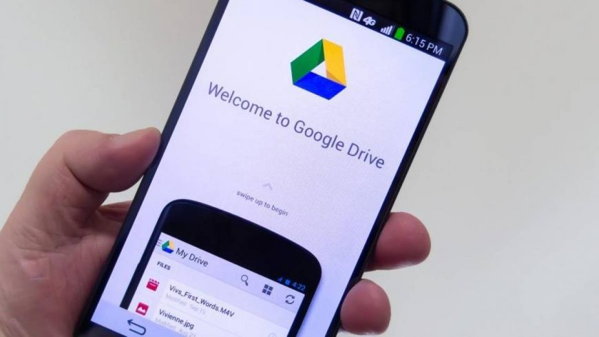 App do Google Drive ganha novo design