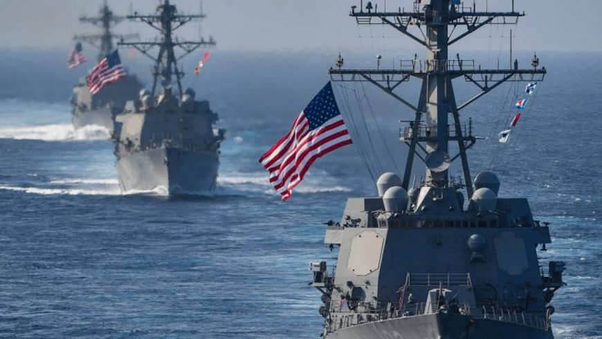 Marinha dos EUA terá armas laser capazes de derrubar aviões