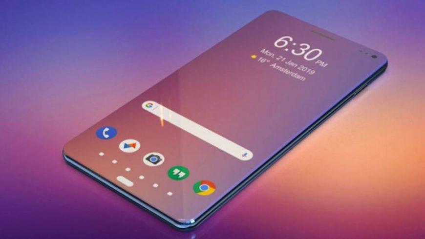 Samsung Galaxy A100 pode ser o primeiro smartphone sem bordas do mundo