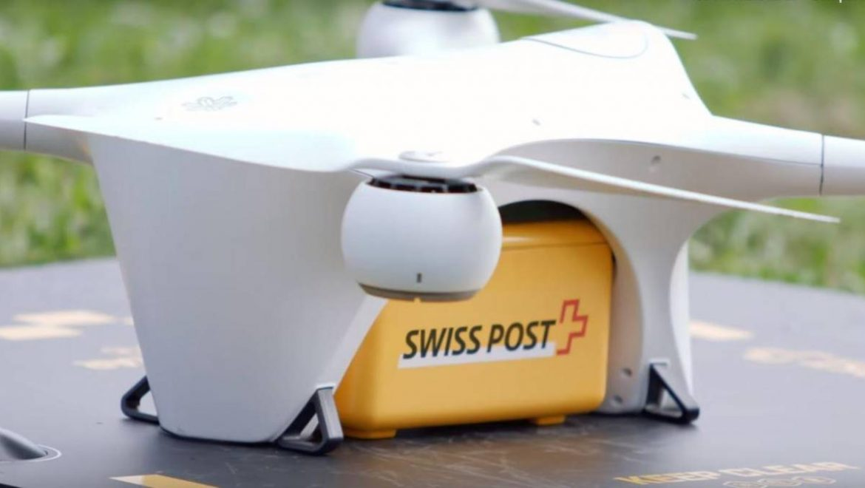 Entrega de mercadorias com drone é suspensa após acidente